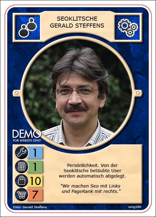 OMG: Gerald Steffens – Seoklitsche