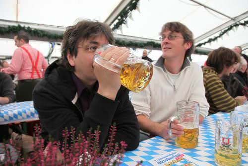 SEO Oktoberfest in Harsewinkel